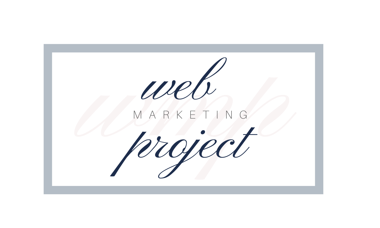 Web Marketing Project logo